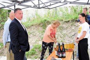 Légrádi Angi a legszebb kesztölci konyhakertek versenyről mesélt