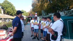 Önkéntes ifista tűzoltóink tábora