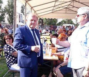 Rábek Emil polgármester