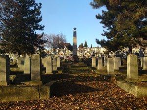 Orosz katonai temető, Kesztölc