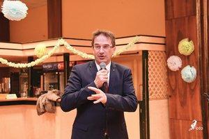 Dr. Völner Pál üdvözölte a vendégeket