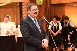 Popovics György, a megyei önkormányzat elnöke arra kérte a résztvevőket, hogy mindenütt állítsák ki a szlovák önkormányzatot a választásra.