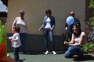 Gyereknapot tartottak az Akácvirág Óvodában