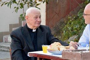 Tarnóczi Ferenc Atya 90 éves
